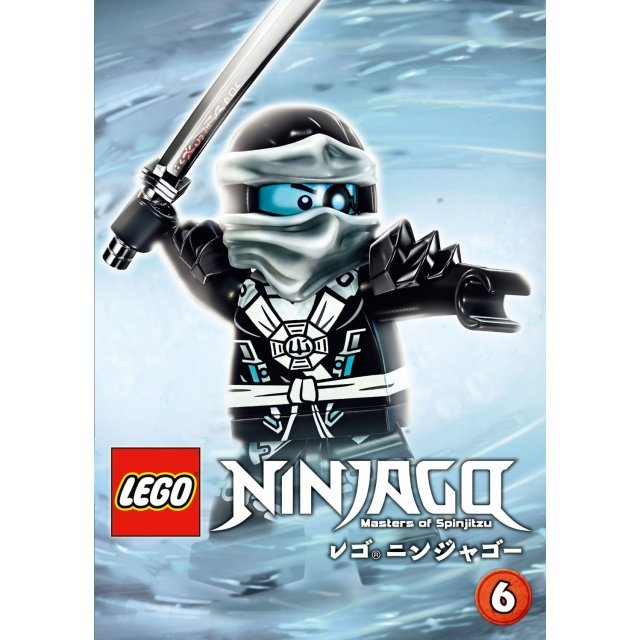 Lego Ninjago: Masters Of Spinjitzu Vol.6