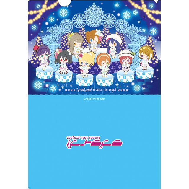 Love Live! Clear File Snow Halation Ver.