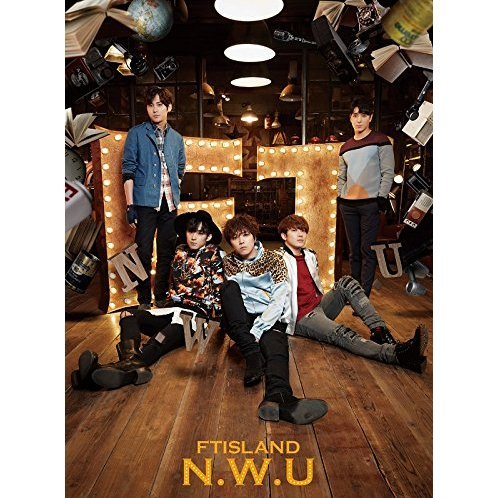 N.w.u [CD+DVD Limited Edition Type A]