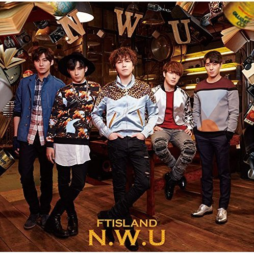 N.w.u [CD+DVD Limited Edition Type B]
