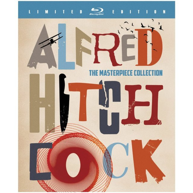 Alfred Hitchcock: The Masterpiece Collection [Limited Edition]