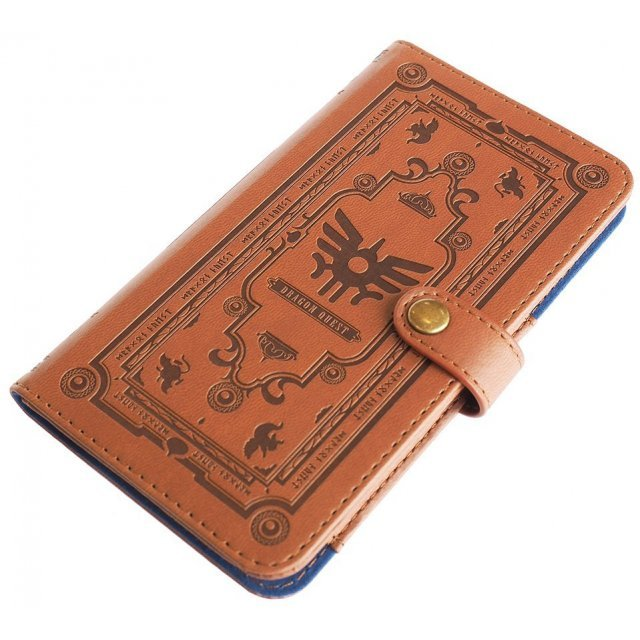 Dragon Quest Smartphone Case: Book of Adventure