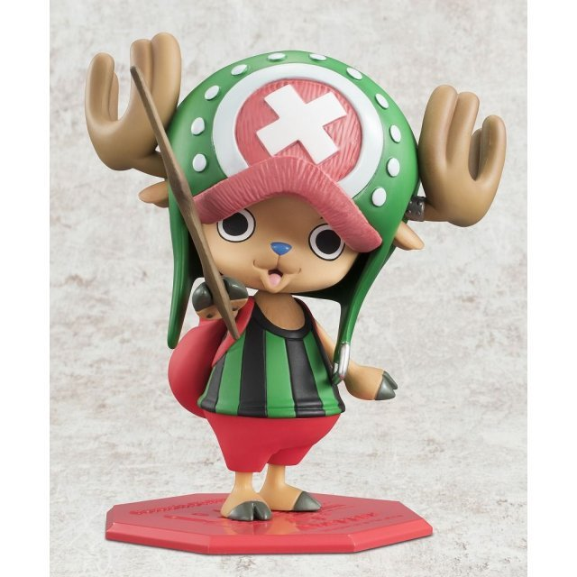 One Piece Excellent Model Portrait of Pirates Edition 1/8 Scale Figure: Tony Tony Chopper Ver. WM Limited Edition
