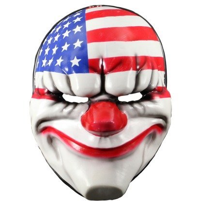 Payday 2 Face Mask: Dallas