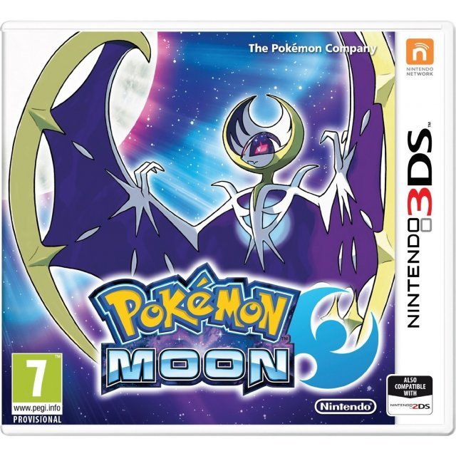 Pokemon Moon