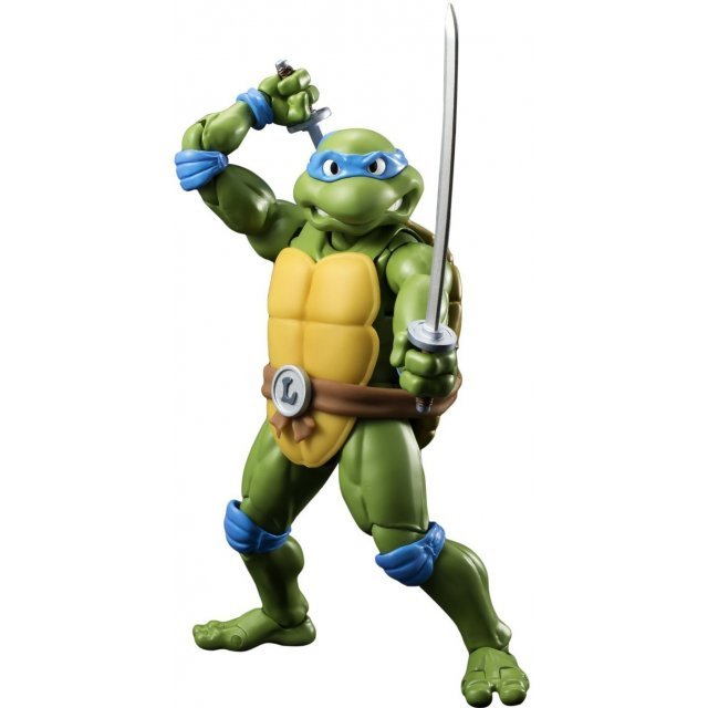 S.H.Figuarts Teenage Mutant Ninja Turtles: Leonardo
