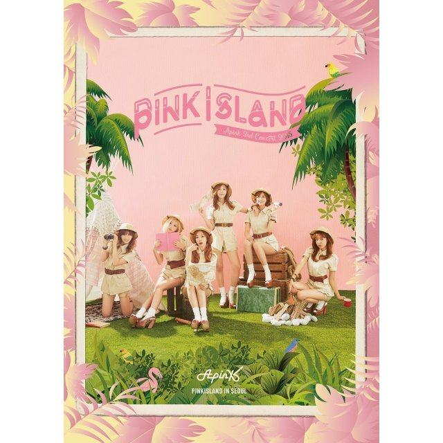 2nd Concert Pink Island In Seoul