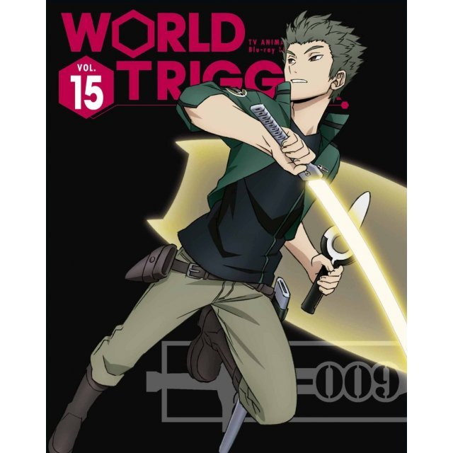 World Trigger Vol.15