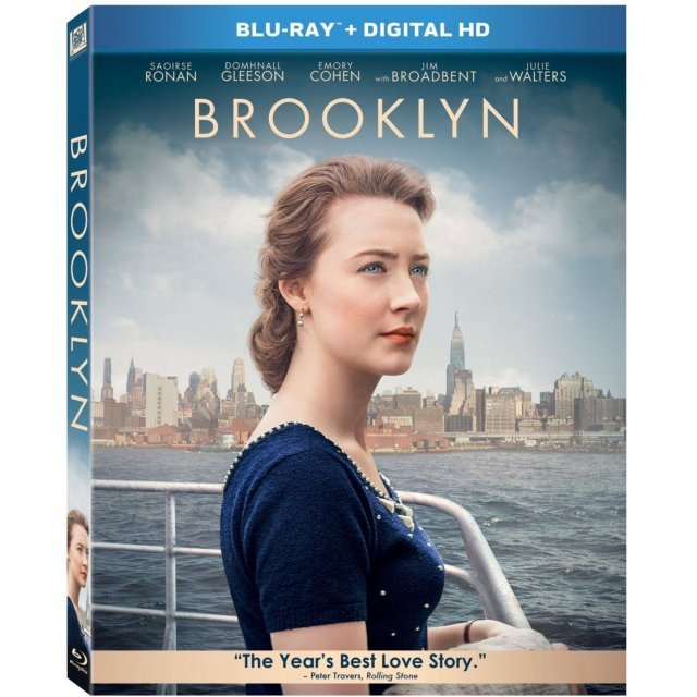 Brooklyn [Blu-ray+Digital HD]