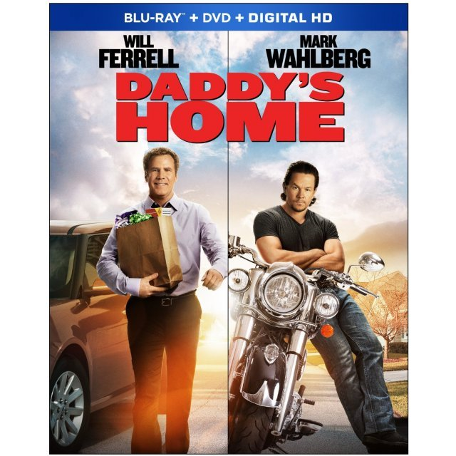 Daddy's Home [Blu-ray+DVD+Digital HD]