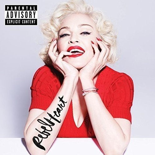 Rebel Heart (Japan Tour Edition) [CD+DVD Limited Edition]