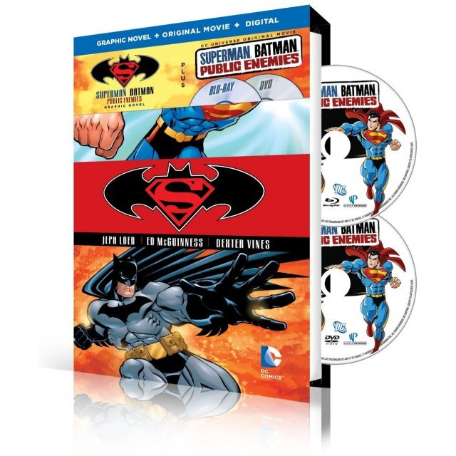 Superman/Batman: Public Enemies / Superman/Batman: Public Enemies Graphic Novel