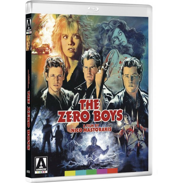 The Zero Boys [Blu-ray+DVD]