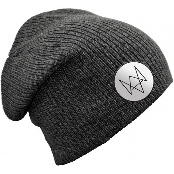 Watch Dogs Beanie: Fox Logo