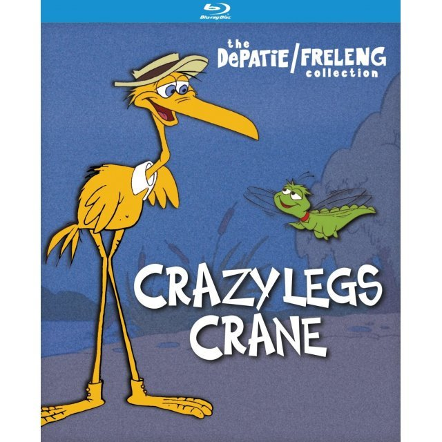 Crazylegs Crane (The DePatie / Freleng Collection)