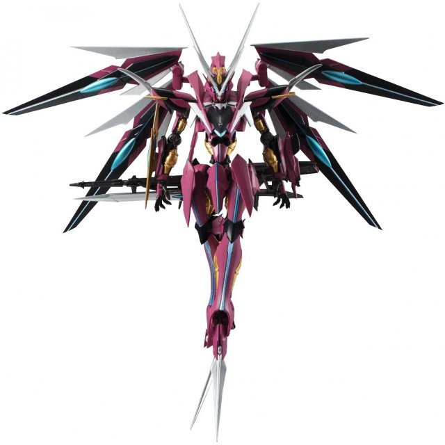 Cross Ange Rondo of Angels and Dragons Robot Spirits Side RSK: Enryugo