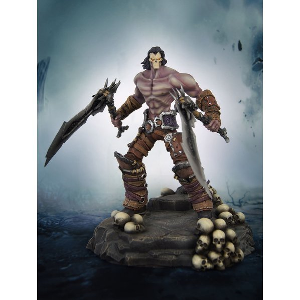 Darksiders 2 PVC Statue: Death
