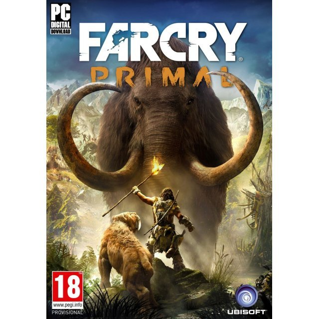 Far Cry Primal - Legend of the Mammoth [DLC]