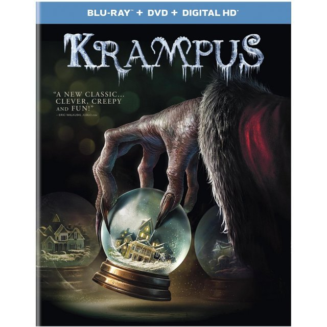 Krampus [Blu-ray+DVD+Digital HD]