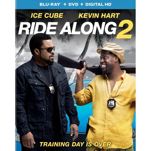 Ride Along 2 [Blu-ray+DVD+Digital HD]