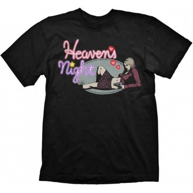 Silent Hill T-Shirt: Heavens Night (L Size)