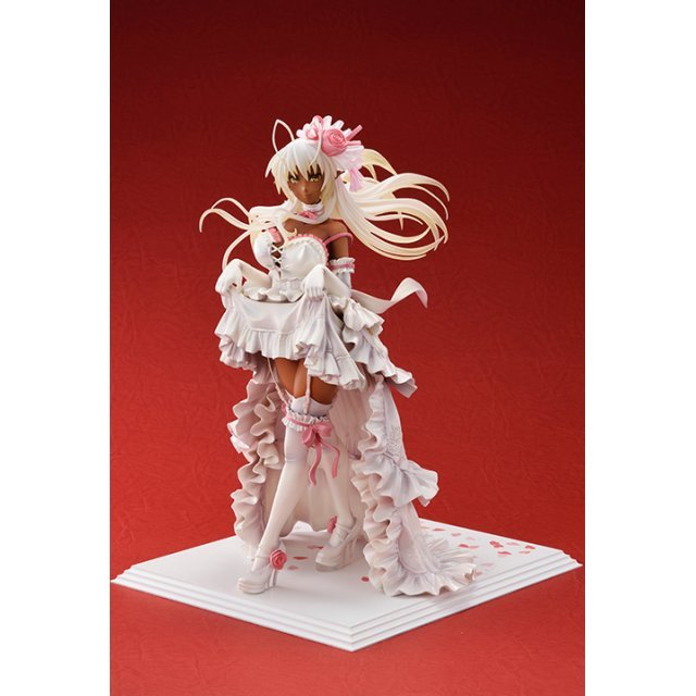 Full Metal Daemon Muramasa 1/7 Scale Pre-Painted Figure: Sansei Muramasa Wedding Ver.