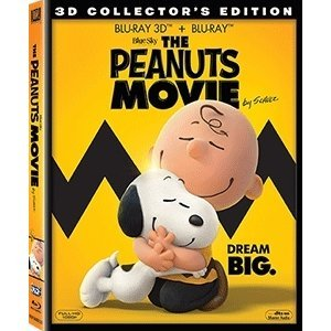 The Peanuts Movie [2D+3D]