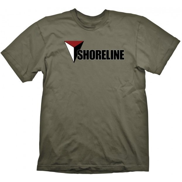 Uncharted T-Shirt: Shoreline Army (L Size)