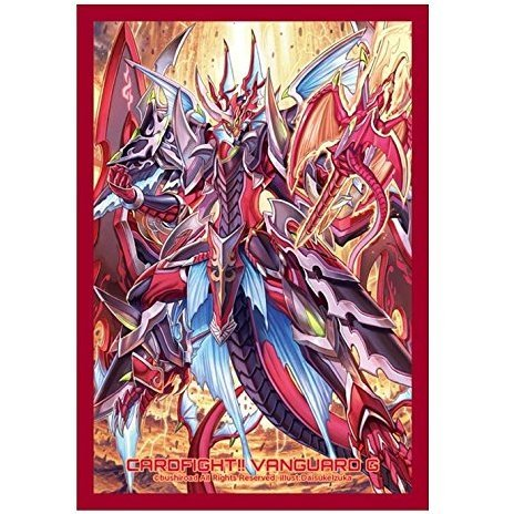Cardfight!! Vanguard G Bushiroad Sleeve Collection Mini Vol. 204: Supreme Heavenly Emperor Dragon Dragonic Overlord The Ace