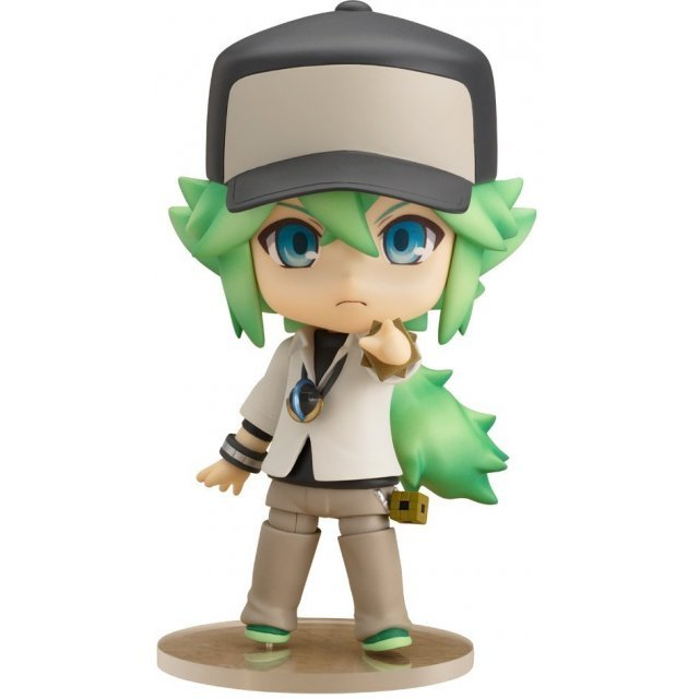 Nendoroid No. 537 Pokemon: N (Pokemon Center Ver.)