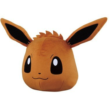 Pokemon XY & Z Big Face Plush: Eevee