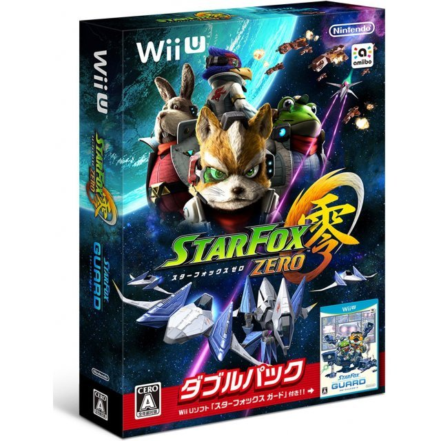 Starfox Zero Starfox Guard Double Pack