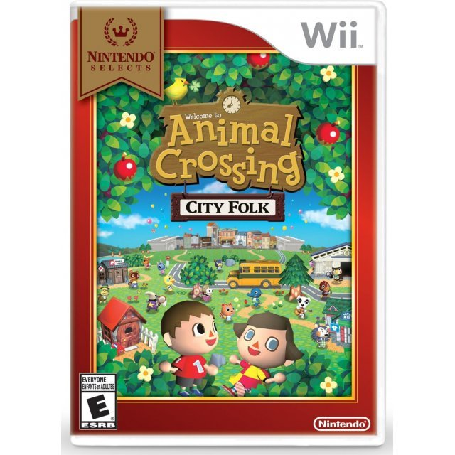 Animal Crossing: City Folk (Nintendo Selects) (Reprint)