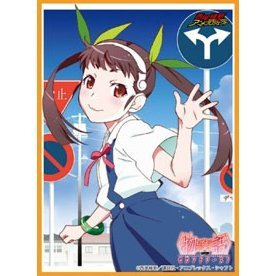 Bushiroad Sleeve Collection High-grade Vol. 1035 Monogatari Series Second Season: Hachikuji Mayoi
