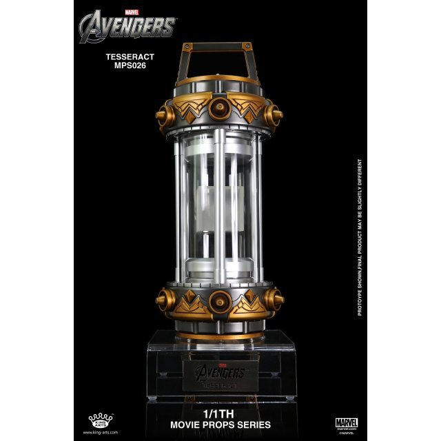 King Arts 1/1 Movie Props Series Avengers Age of Ultron: Tesseract