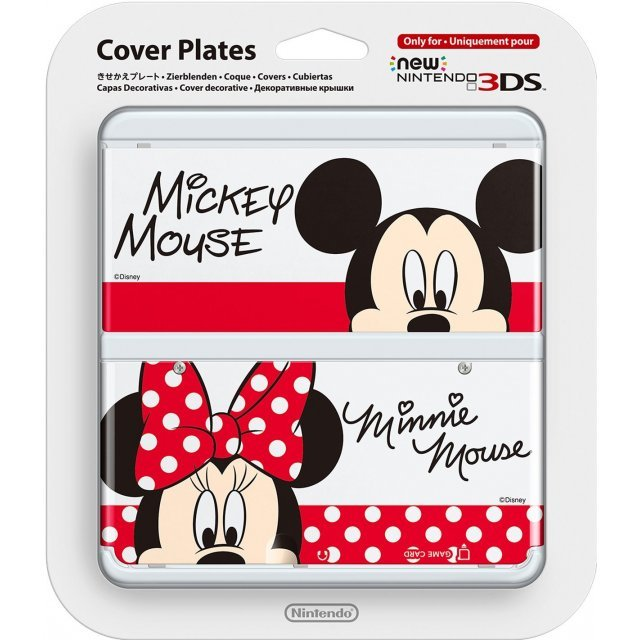 New Nintendo 3DS Cover Plates No.073 (Disney Type 1)