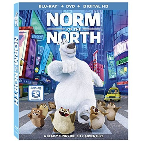 Norm of the North [Blu-ray+DVD+Digital HD]