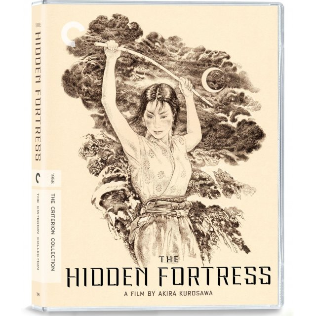 The Criterion Collection: The Hidden Fortress