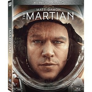 The Martian [3D+2D Steelbook Limited Edition]