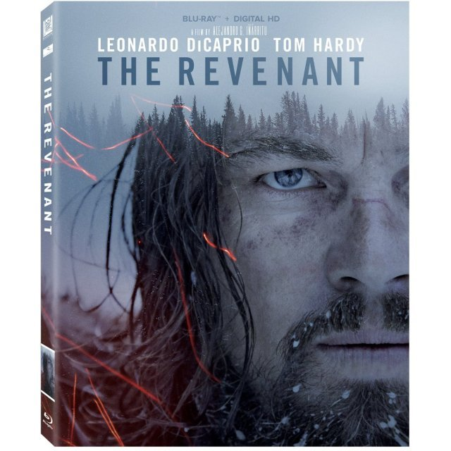 The Revenant [Blu-ray+Digital HD]