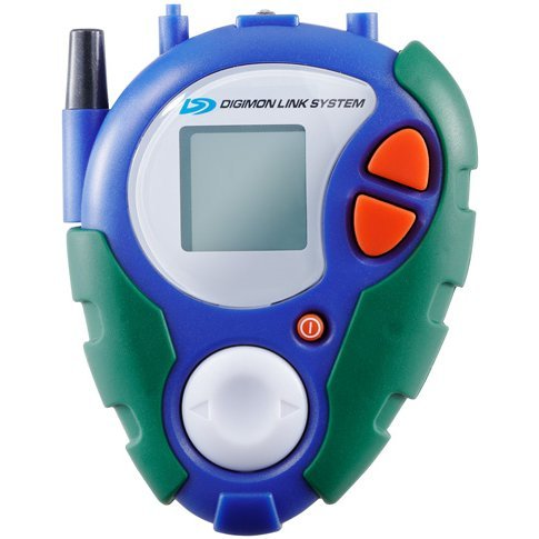 Digimon Adventure 02 Digivice D-3 Ver.15th Paildramon Color Detect & Discover