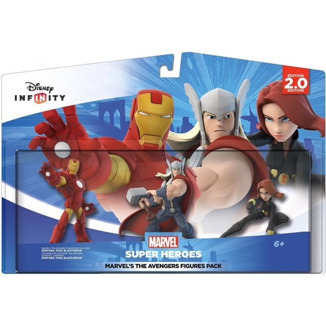 Disney Infinity 2.0 Edition: Marvel's The Avengers Figure Pack