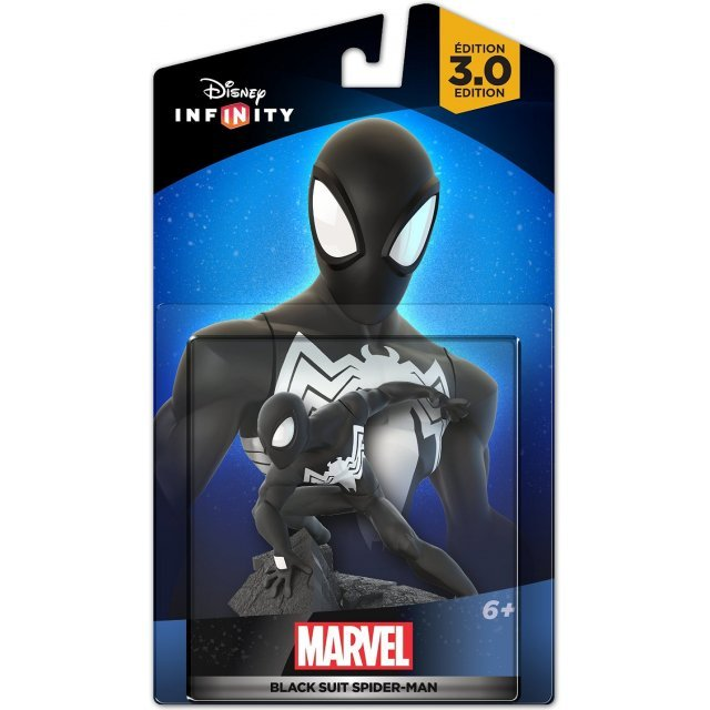 Disney Infinity 3.0 Edition Figure: Marvel's Black Suit Spider-Man