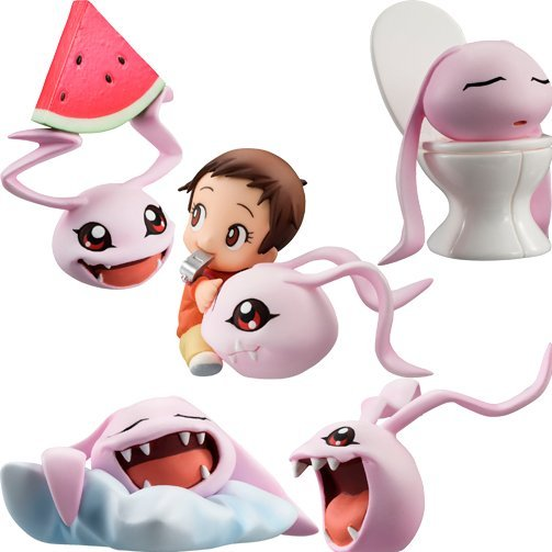G.E.M Series Digimon Adventure Korocolle! (Set of 5 pieces)