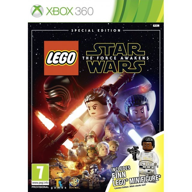 LEGO Star Wars: The Force Awakens [Special Edition]
