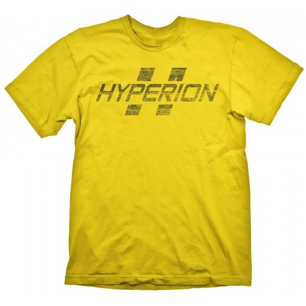 Borderlands T-Shirt: Hyperion (L Size)