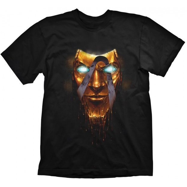 Borderlands T-Shirt: Jack Hero (S Size)