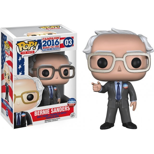 Funko Pop! The Vote Vinyl Figure: Bernie Sanders