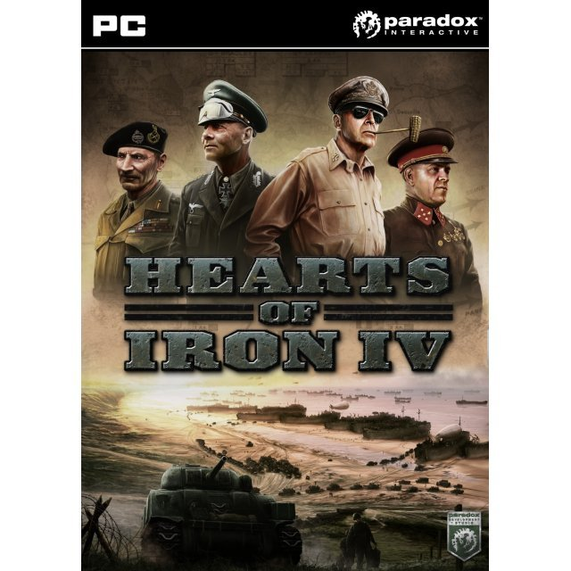 Hearts of Iron IV (Steam)