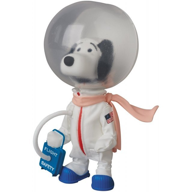 Peanuts Series 4 Ultra Detail Figure: Snoopy Astronauts Vintage Ver.